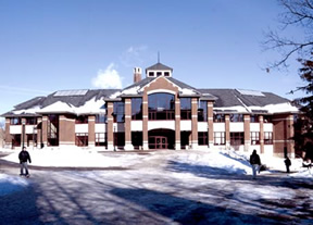 Saint Lawrence University Student Center